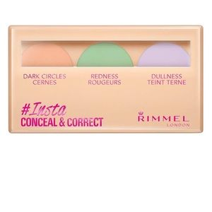 — Rimmel London — Insta Conceal & Correct NWT